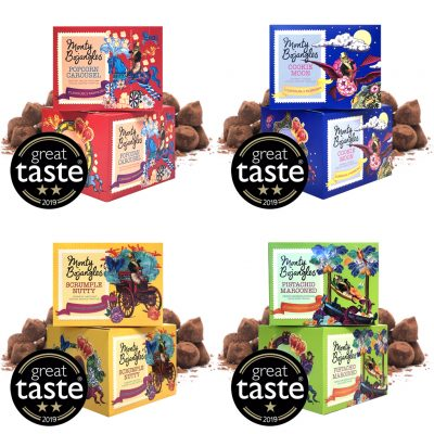 Monty Bojangles Wins 4 Great Taste Awards 2019