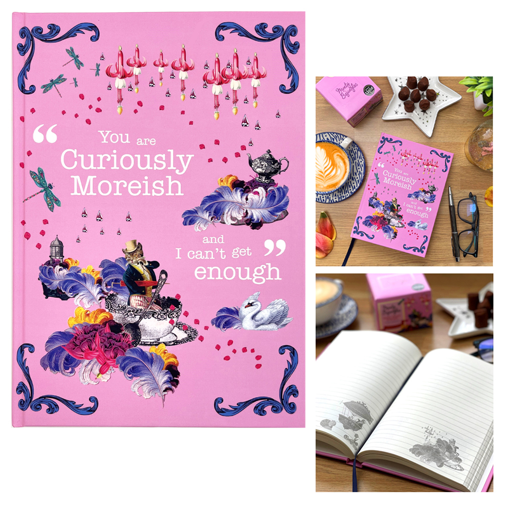 Monty Bojangles Journal Launched
